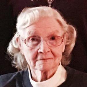 Mary F. Hayes Tudor
