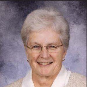Sr. Mary Ellen O'Connell, RSM Obituary Photo
