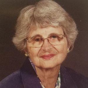 Marguerite J. Van Hulst