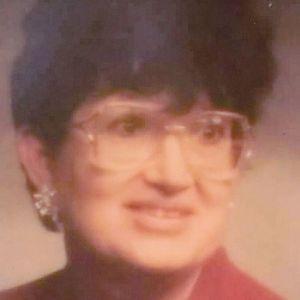 Virginia  Mae Staton Rudolph