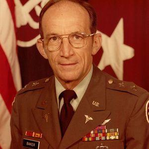 Major General Floyd Wilmer Baker, M.D.