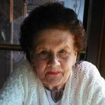 Portrait of Lois Jean Haganey