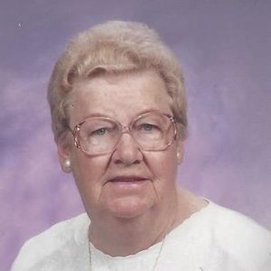 Ruth M.  Fleming Obituary Photo