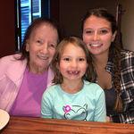 Nanie and her girls