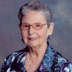 Mrs. Jean Rosalie Burke Wolf