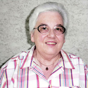 Marie (nee Regeis) Bauer Obituary Photo