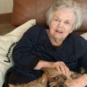 Elsie Ann Kaluza Ference, (nee Dixon)