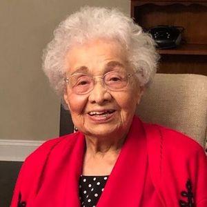 Mrs. Emma Bagley Patterson Obituary Photo