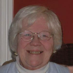 Patricia Mary Johns
