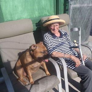 Mrs Myra June/ nee Grundy Goss Obituary Photo
