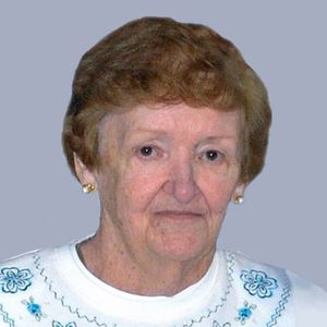 Sylvia Jean Slanczka Obituary Photo