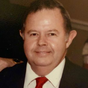 George A. Hall, Jr. Obituary Photo