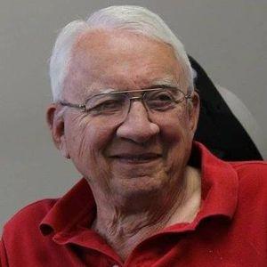 MSgt. Earl D. Rardon, (USAF, Retired)