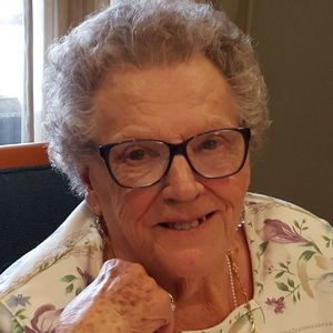 "Anastasia E. ""Nancy"" (Balukonis) Yankauskas Obituary Photo"