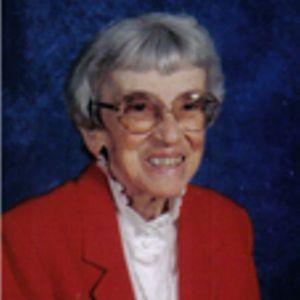 Sr. Mary Berenice Eltz, RSM Obituary Photo