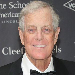 David Koch Obituary Photo