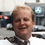 Portrait of Michael Clifford