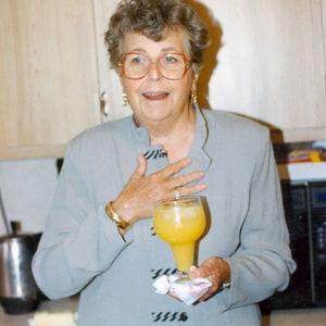 "Marguerite K. ""Peggy"" (nee Kirkpatrick) Rambo"