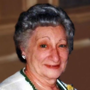 Mary Simpson Obituary Photo