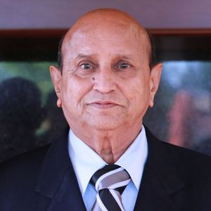 Keshavlal M. Patel Obituary Photo