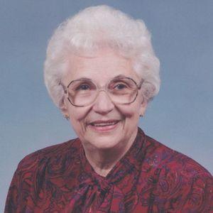 Betty  E. Anding