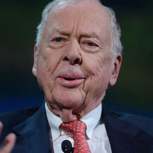 T. Boone Pickens Obituary Photo