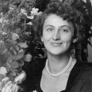 Bertha Kaufman Obituary Photo