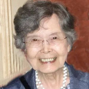 Harue Takeuti Obituary Photo