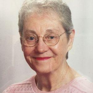 Charlotte Anne Keenan Obituary Photo