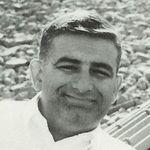 Portrait of Leonard Bishop Silva