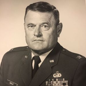 Col. Robert Stephen Ainslie