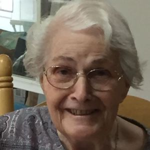 "Elizabeth M. ""Betty"" Gleasure Obituary Photo"