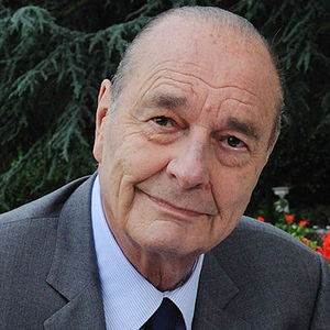 Jacques Chirac Obituary Photo