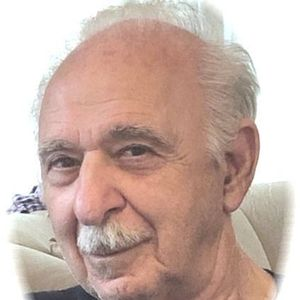 Charles DePrizio Obituary Photo