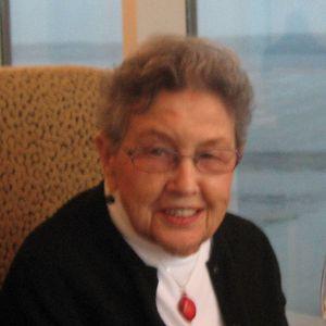Mrs. Marjorie Faye Edwards Holleman