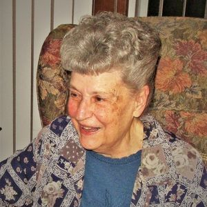 Geneva Mae Gardner