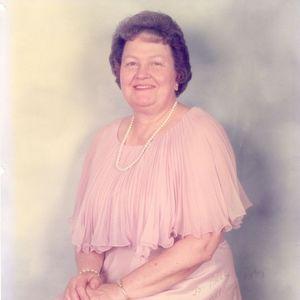 Virginia B. (nee Rieger) Vansant