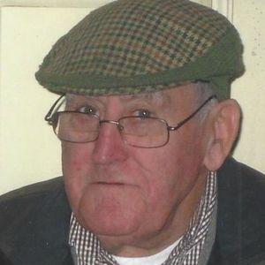 Denis Donoghue Obituary Photo