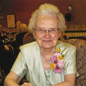 Violet Mavis Lorraine Oppedal