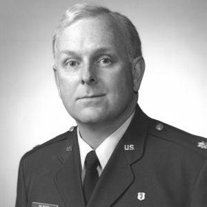 Dr. Roger W. Gilbert, (Retired Lt Col)