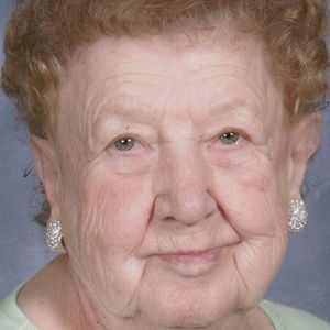 Marcella E. Wimmer Obituary Photo