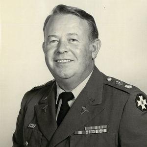 Richard B. Milne, LTC USA (Ret.)