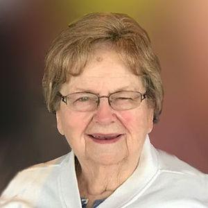 Phyllis B. Ouvry Obituary Photo