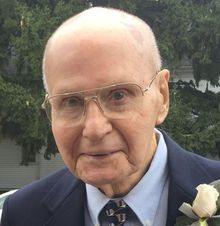 Richard S. Miller, 86, November 10, 1932 - October 31, 2019, North Aurora, Illinois