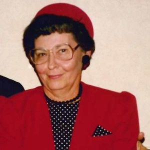 Marie Pierce Obituary Photo