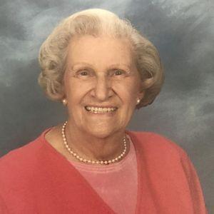 """Mrs. Eleanor """"Ellie""""  (nee Spahr) Giles"""