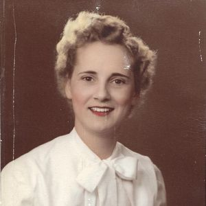 Alice D. Porter Obituary Photo
