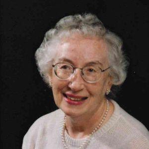 Marian  Florence Greenwood Everett Obituary Photo