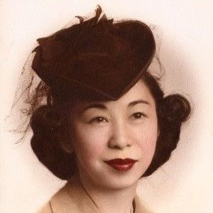 Mae C. Wong Obituary Photo