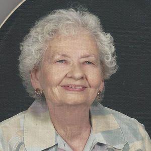 Eula Mae Gregory